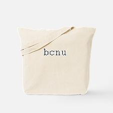 bcnu - Be seeing you Tote Bag