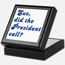 VEEP Did the President Call? Keepsake Box