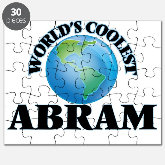 World's Coolest Abram Puzzle