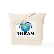 World's Coolest Abram Tote Bag