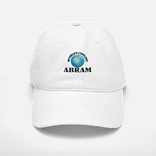 World's Coolest Abram Baseball Baseball Cap