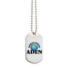 World's Coolest Aden Dog Tags