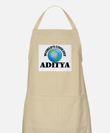 World's Coolest Aditya Apron