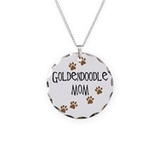 Goldendoodle Mom Necklace