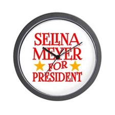 VEEP Selina Meyer President Wall Clock