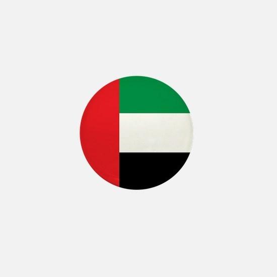 UAE Flag Mini Button