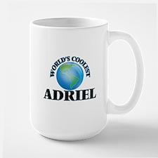 World's Coolest Adriel Mugs