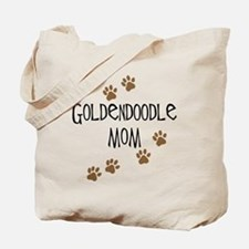 Goldendoodle Mom Tote Bag
