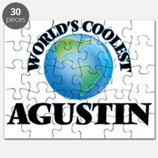 World's Coolest Agustin Puzzle