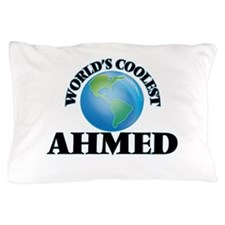 World's Coolest Ahmed Pillow Case