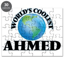 World's Coolest Ahmed Puzzle
