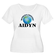 World's Coolest Aidyn Plus Size T-Shirt