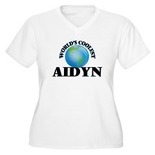 World's Coolest Aidyn Plus Size T-Shirt