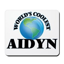 World's Coolest Aidyn Mousepad