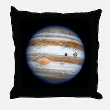 Jupiter Throw Pillow