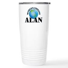 World's Coolest Alan Travel Mug
