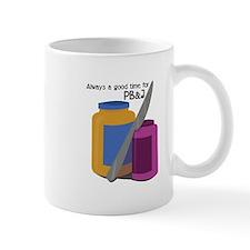 Time For PB & J Mugs