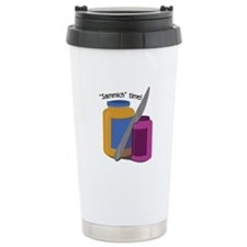 Sammich Time Travel Mug