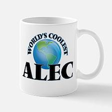 World's Coolest Alec Mugs