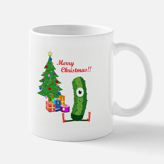 Merry Christmas with Frash Mug