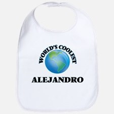 World's Coolest Alejandro Bib