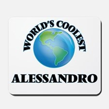 World's Coolest Alessandro Mousepad