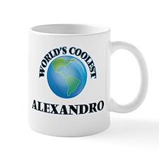 World's Coolest Alexandro Mugs