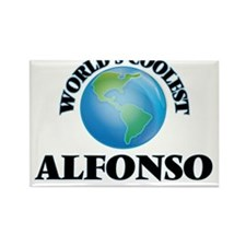 World's Coolest Alfonso Magnets