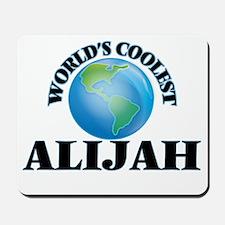 World's Coolest Alijah Mousepad