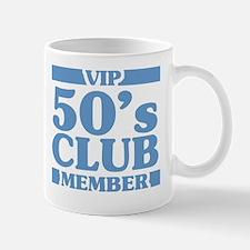 VIP Member 50th Birthday Mug