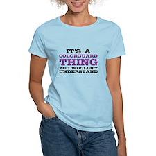 Colorguard Thing T-Shirt