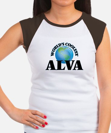 World's Coolest Alva T-Shirt