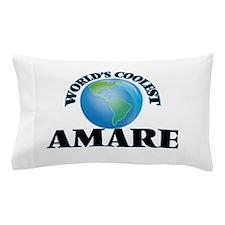 World's Coolest Amare Pillow Case