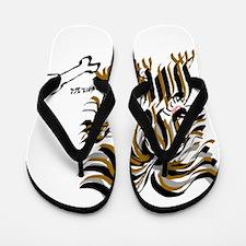 Chewie Flip Flops