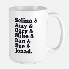 """Veep Humorous """"Jonad"""" Large Mug"""