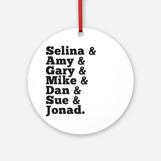 """Veep Humorous """"Jonad"""" Ornament (Round)"""
