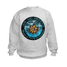CRPS RSD Awareness World of Fire I Sweatshirt