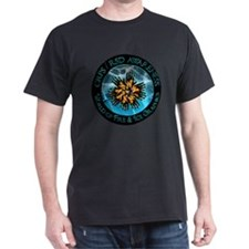 CRPS RSD Awareness World of Fire Ice Blazi T-Shirt