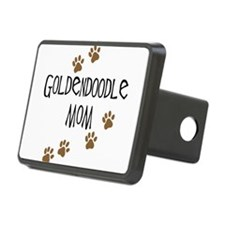 Goldendoodle Mom Hitch Cover
