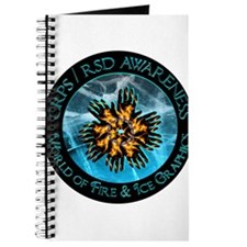 CRPS RSD Awareness World of Fire Ice Blazi Journal