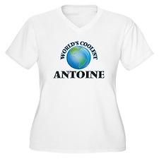 World's Coolest Antoine Plus Size T-Shirt