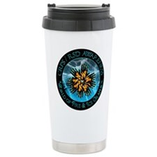 CRPS RSD Awareness Worl Travel Mug