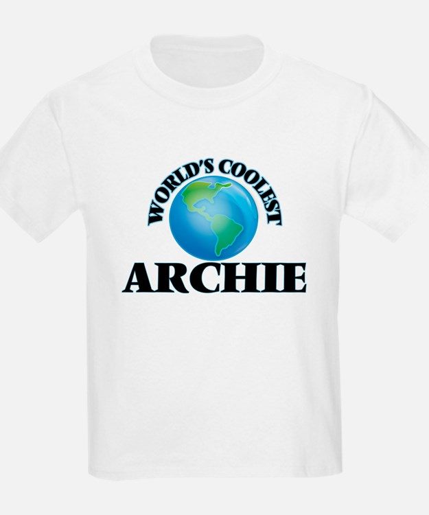 World's Coolest Archie T-Shirt