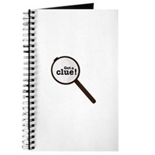 Get A Clue Journal