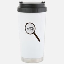 Get A Clue Travel Mug