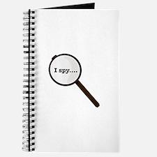 I Spy Journal