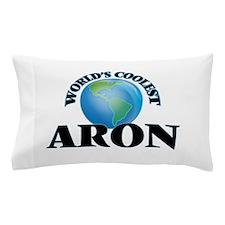 World's Coolest Aron Pillow Case