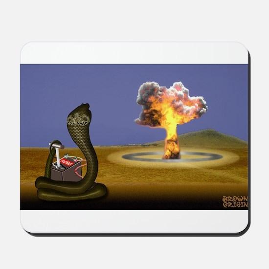 EOD Cobra Master Blaster Mousepad