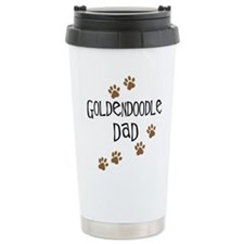 Goldendoodle Dad Travel Mug
