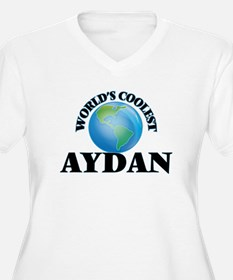 World's Coolest Aydan Plus Size T-Shirt